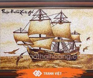 Tranh gạo thuận buồm - 465
