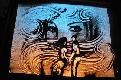 Lịch sử hình thành và phát triển tranh cát nghệ thuật 2