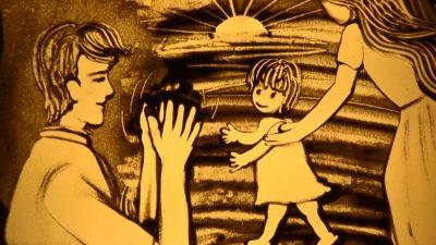 Lịch sử hình thành và phát triển tranh cát nghệ thuật 3