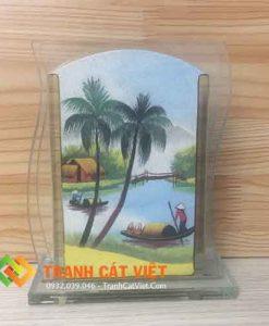 Tranh cát phong cảnh – Cong lượn Trung 021