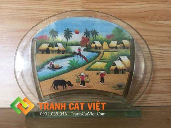 Tranh cát phong cảnh – Oval Mini 022 1